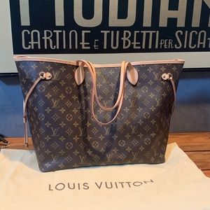 Louis Vuitton neverfull GM